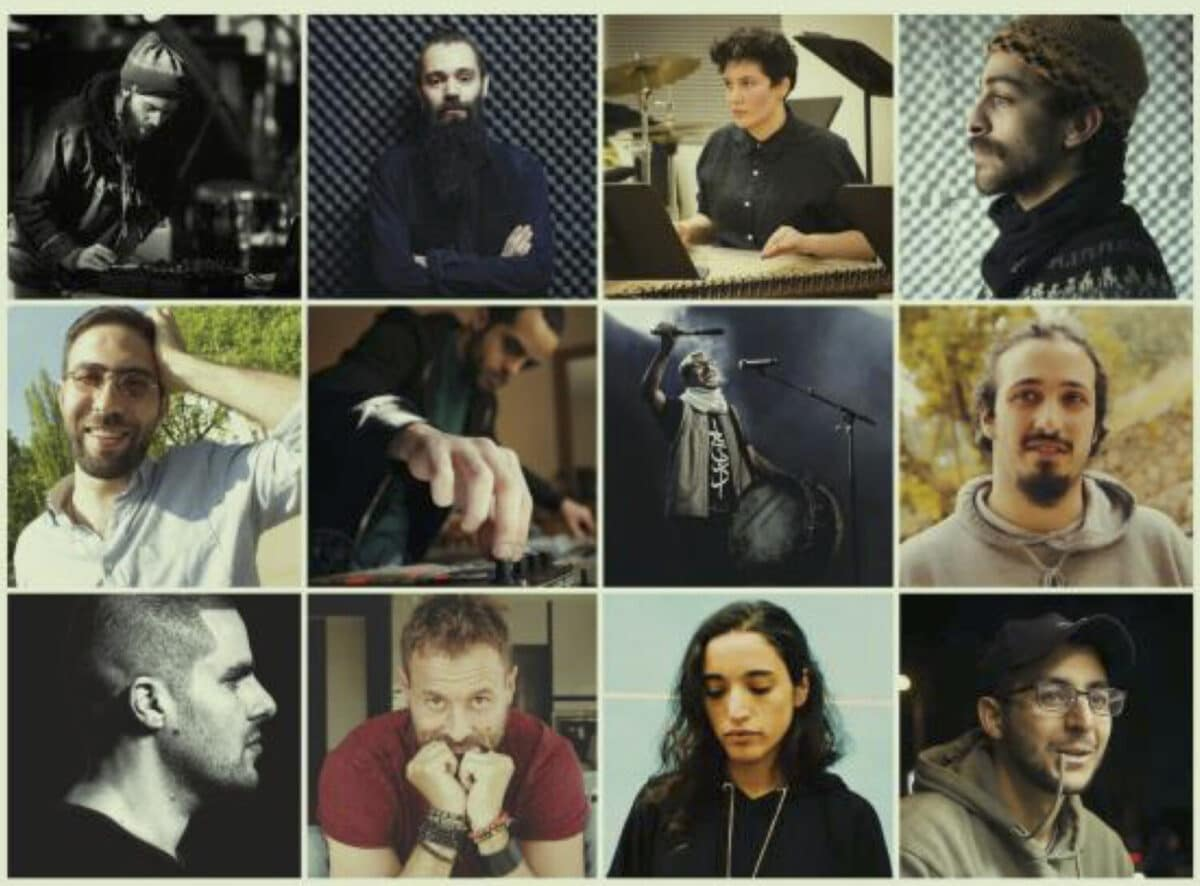 Musicians and Producers Join Forces to Create Electronic Celebration of Palestinian Heritage