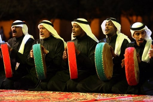 In Saudi Arabia, a Musical Tradition that Refuses to Fade