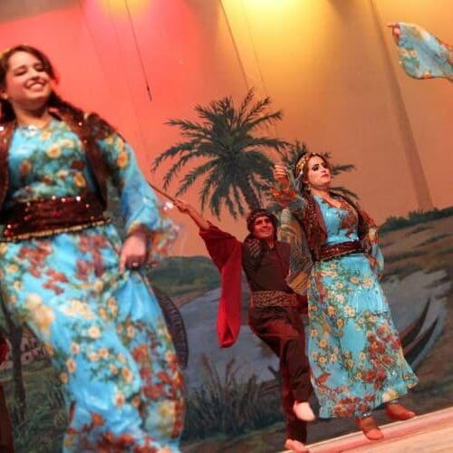 Kurdish Storytelling Tradition Takes First Steps on Long Road to UNESCO Recognition