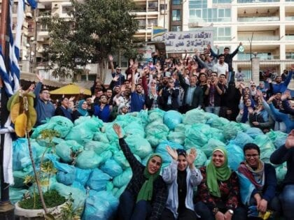 In Egypt, Youth Join Forces to Fight Plastic Pollution