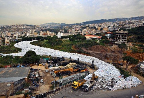Pollution in Lebanon Posing Serious Health Risks, Damaging Tourism