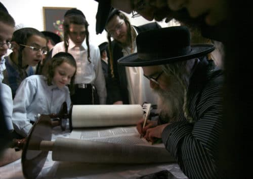 تاريخ الديانة اليهودية