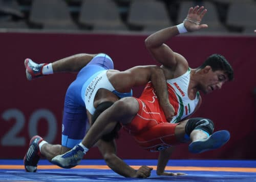 Wrestling in Iran: From Mysticism to Politics