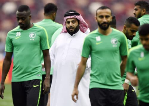 Egypt Furious over Saudi Minister's Meddling in Football League