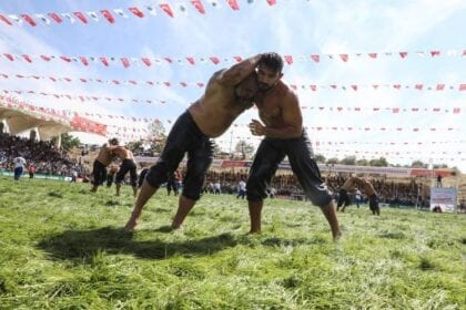 Oil Wrestling in Turkey: All You Need to Know