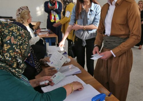 Kurdish Referendum: Who, What and Why?