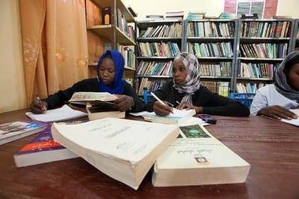 University of El Geneina Sudan culture and media