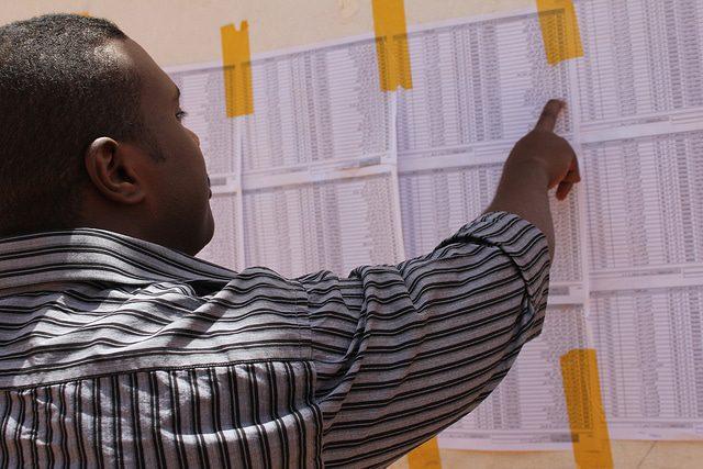 Sudan 2010 elections governance