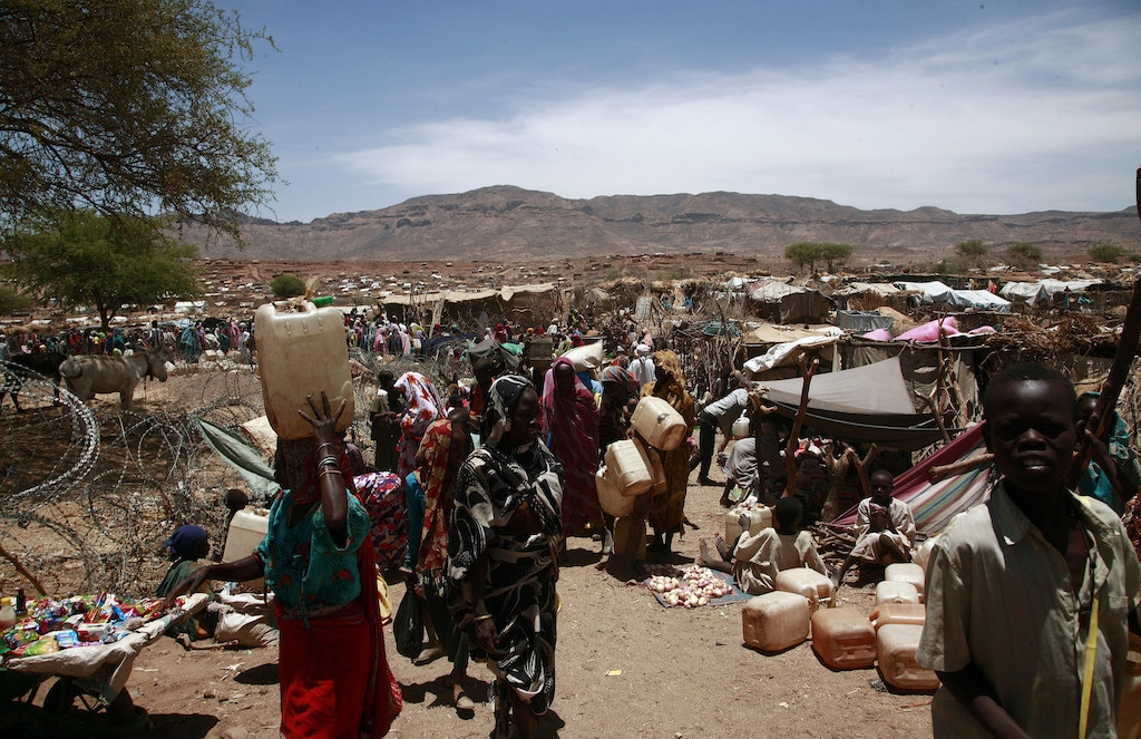الصراع في دارفور جبل مرة
