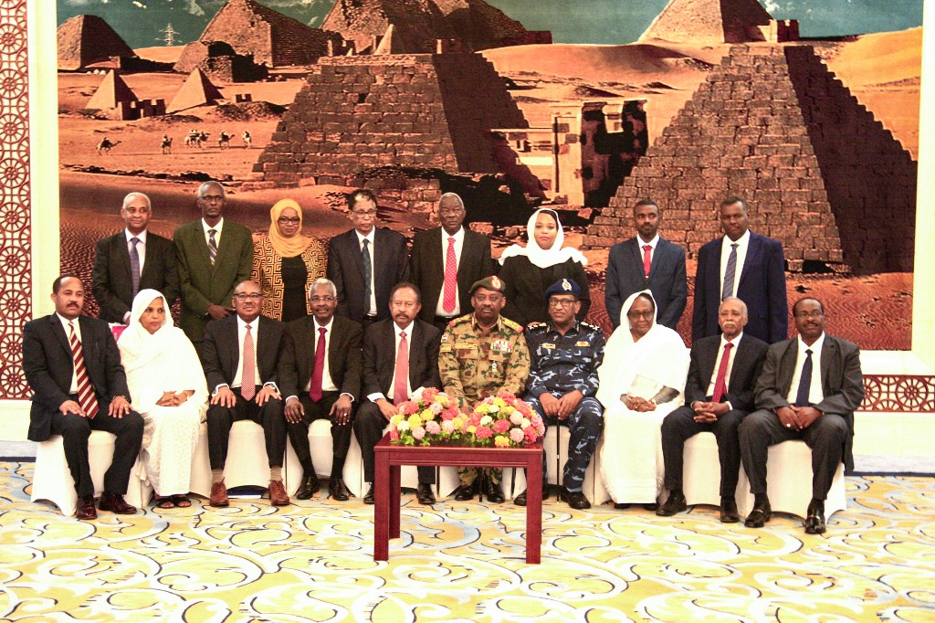 Sudan- Sudanese cabinet