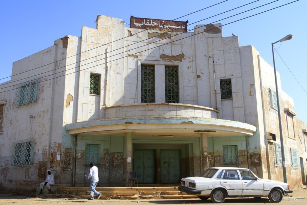Sudan- Cinema sudan