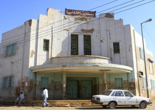 Feature Films Notably Absent from Sudanese Cinema