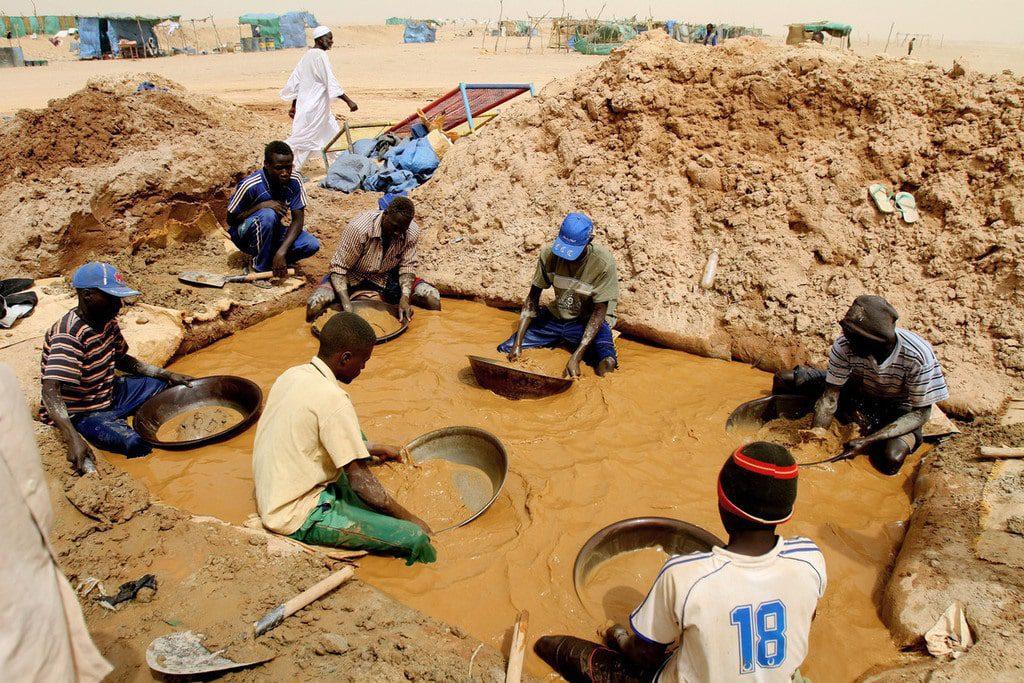 Sudan- Gold sudan