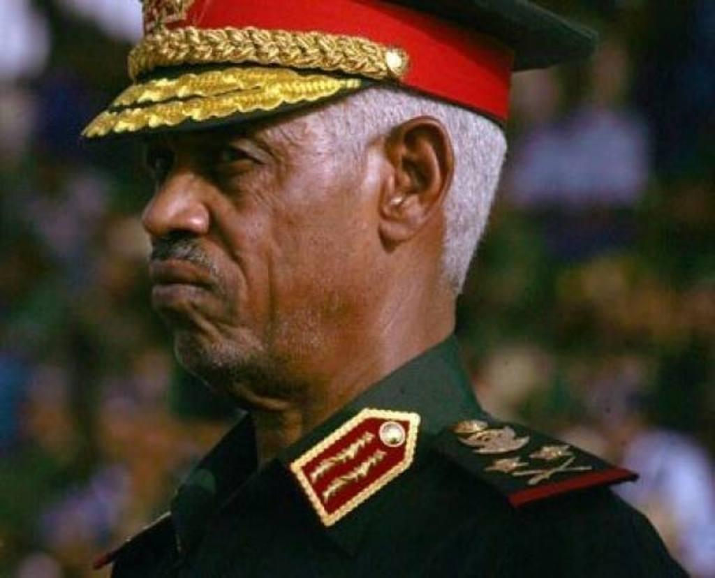 Sudan- Awad Ibn Ouf
