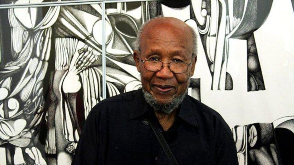 Sudan- Ibrahim El-Salahi
