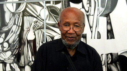 إبراهيم الصلحي، أيقونة الفن العربي الأفريقي الحديث