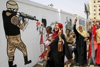 Sudan's Military and Opposition Forces Sign Historic Constitutional Declaration