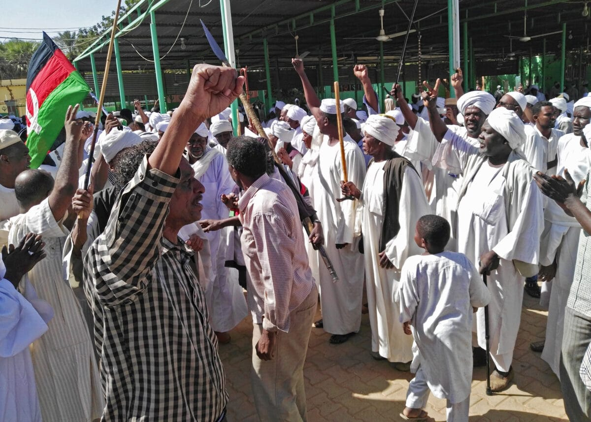Sudan- Protests sudan