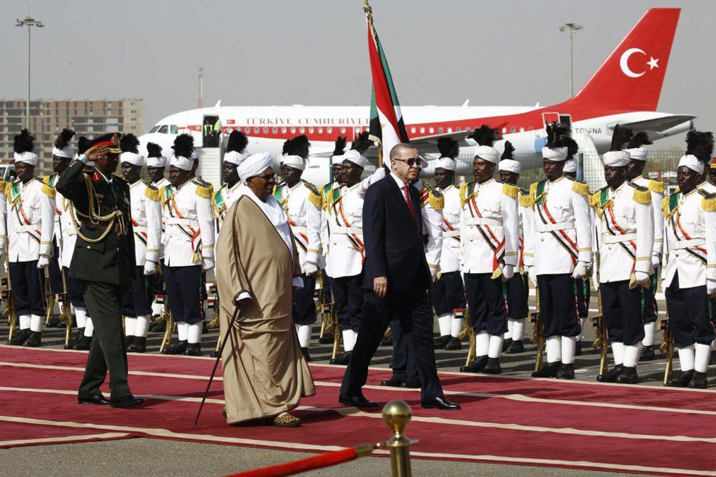 Sudan- Recep Tayyip Erdogan