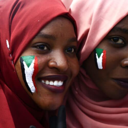 In Sudan, Revolution Propelled by Women