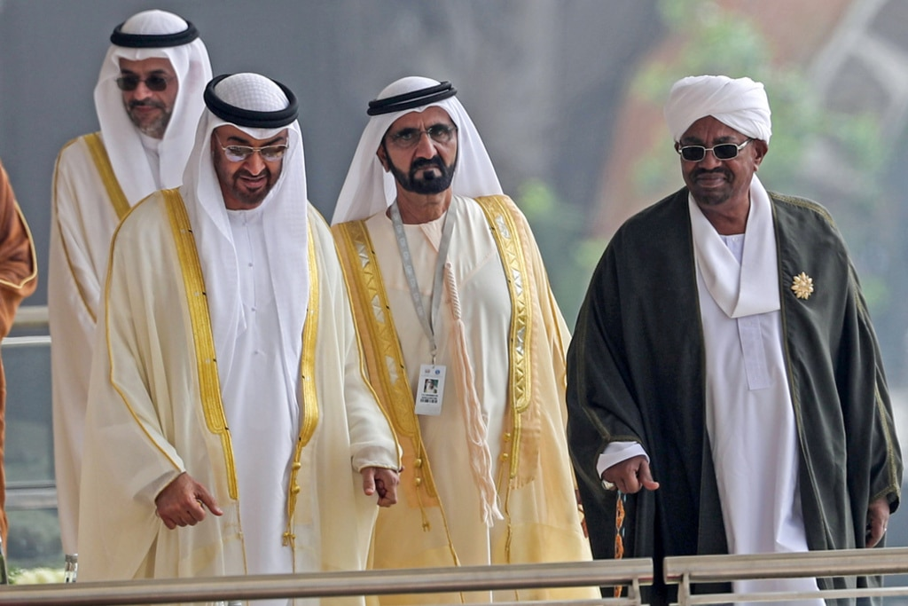 Sudan- Omar al-Bashir