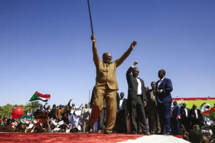 As Sudan Protests Continue, Russia, China, Turkey Vow Not to Abandon al-Bashir