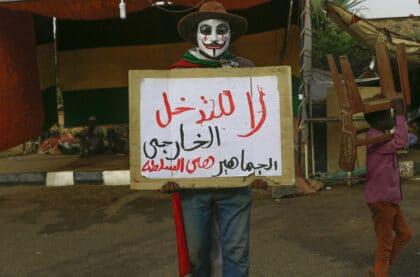 Sudanese Revolution Subject to Regional, International Interference