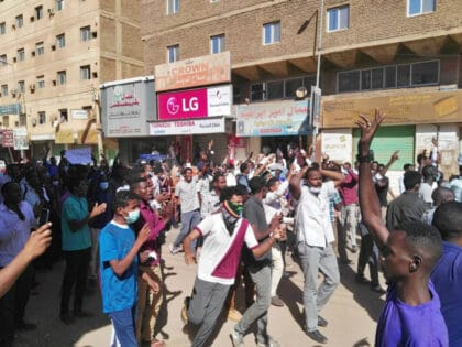 Sudan's Long-Serving President Under Pressure Following Weeks of Protests