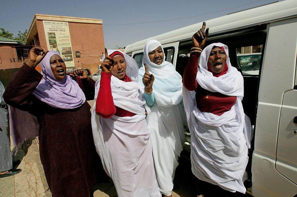 Sudan- Sudanese women