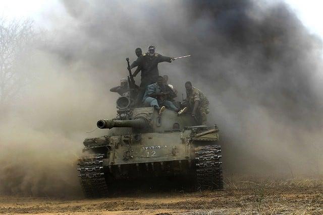 Sudan: April 1986 Uprising and Islamic Coup