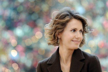 الوجه الأنثوي لديكتاتورية الأسد