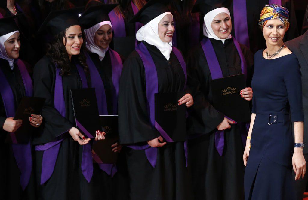 Syria- Asma al-Assad