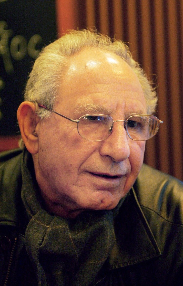 Riad al-Turk, the 'Old Man of the Syrian Opposition'