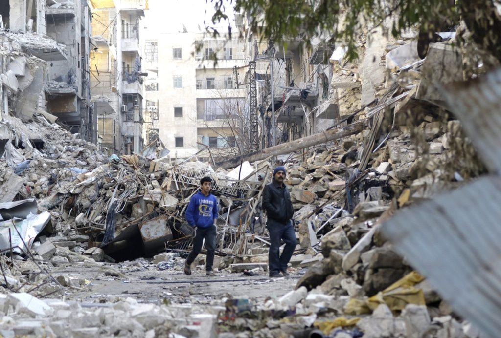 Syria- Aleppo