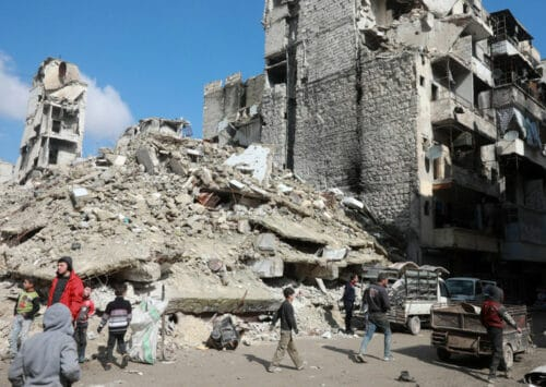 Life in Syria: Broken Promises and Harsh Realities