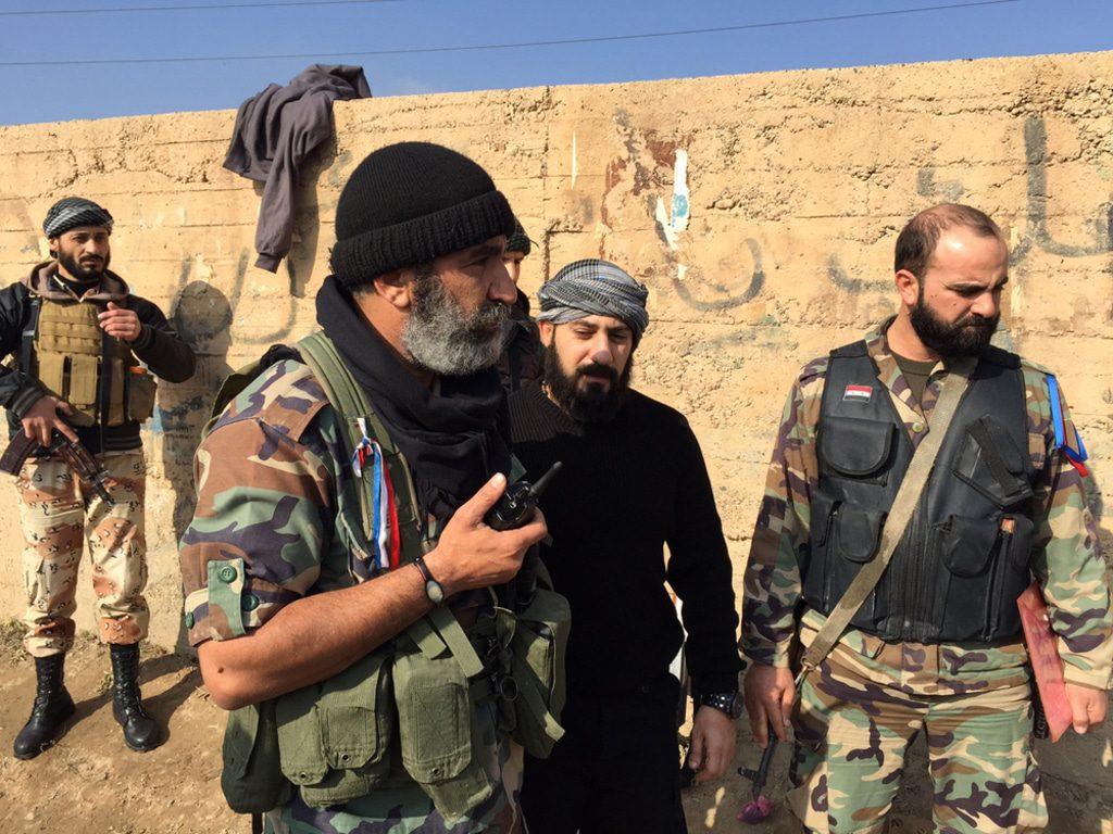 Syria- Assad militia