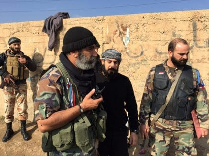 In Syria, Pro-Regime Militias could become Organized Crime Groups When War ends