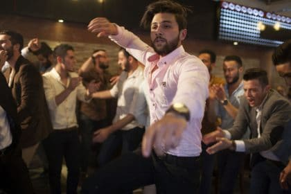 In Syria, Revellers Dance Amid the Rubble