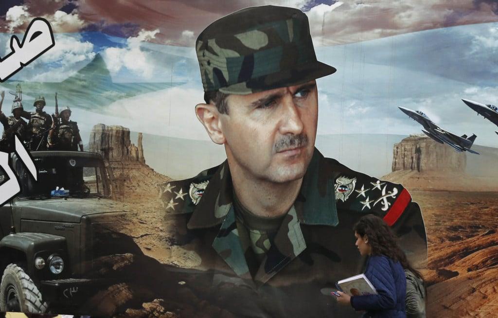 Syria- Bashar assad