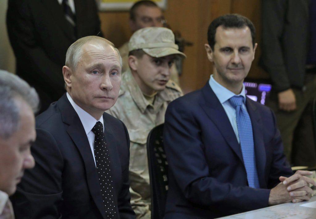Syria- Bashar al-Assad