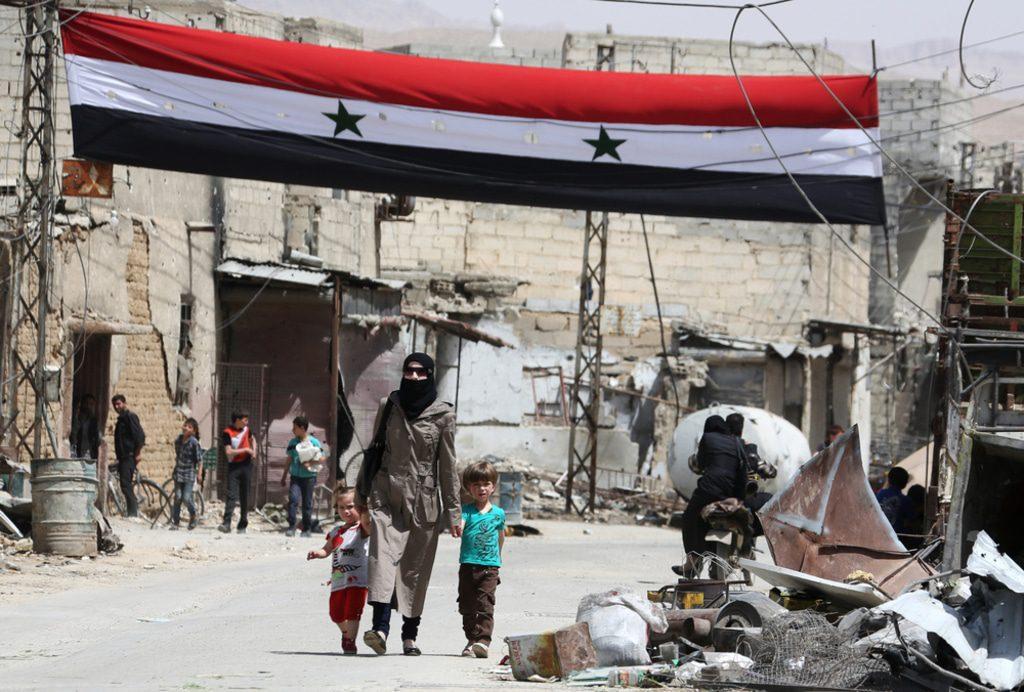Syria- Douma