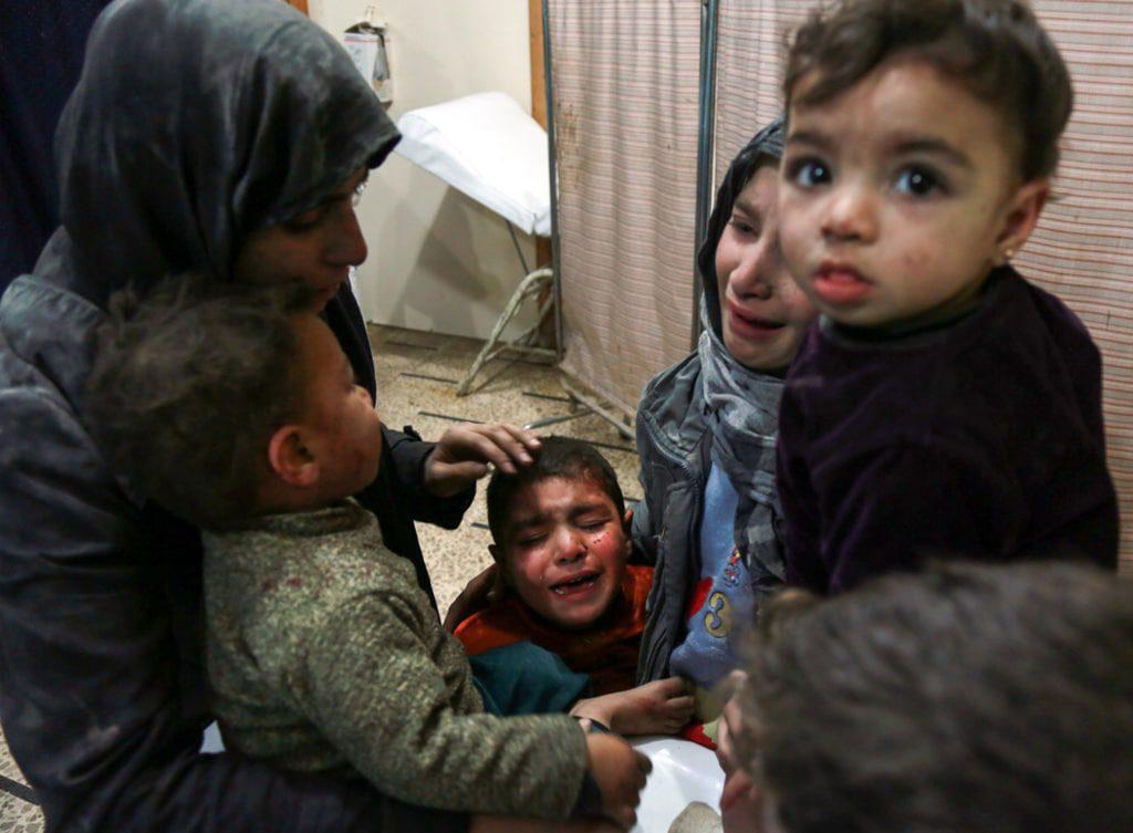 Syria- Eastern Ghouta