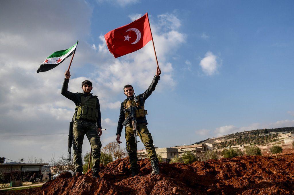 Syria- Free syrian army