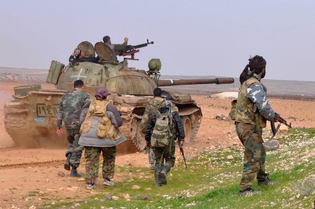 Syria- Idlib