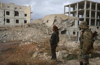 The Unsteady Position of Idlib in Syria's War