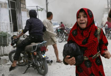 Syria: The Idlib Escalation