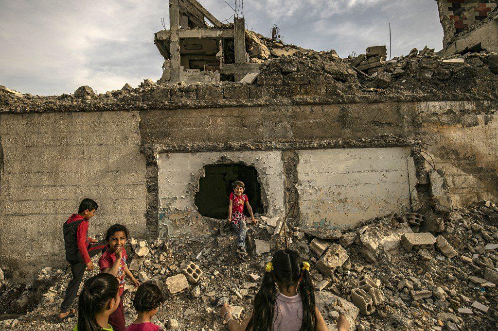 Syria- Raqqa