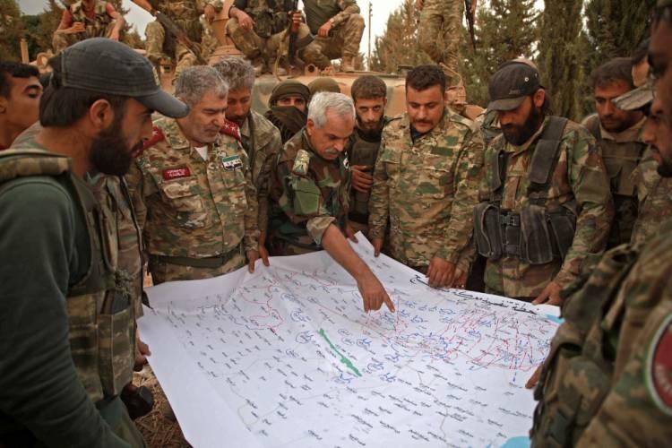 My Enemy's Enemy: Syria's Regime and Kurdish Forces Unite to Fight Turkey