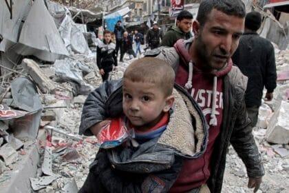 In Syria's Idlib, 4 Million Civilians Are Trapped and Desperate