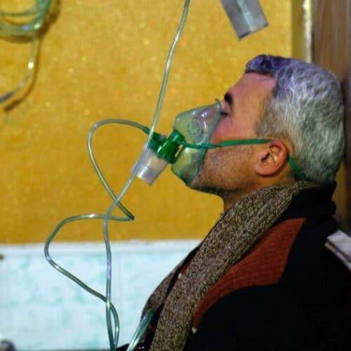 More Evidence Emerges of Chemical Weapons in Syria's Eight-Year War